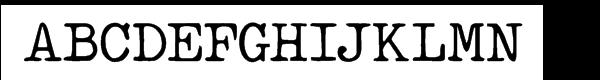 Makina Rough  Free Fonts Download