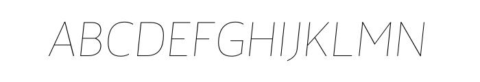Maya Samuels Thin Italic OT  Free Fonts Download