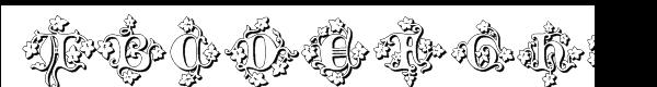MeronaShadow  Free Fonts Download