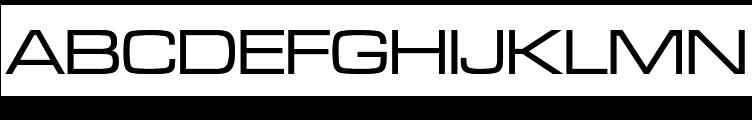 Microgramma Medium Extended  Fuentes Gratis Descargar