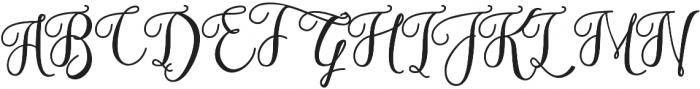 Miguella ss2 Regular otf (400)  Free Fonts Download