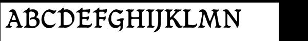Mikadan Regular  Free Fonts Download