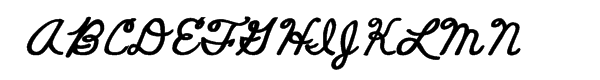 Mildred Strong  Free Fonts Download