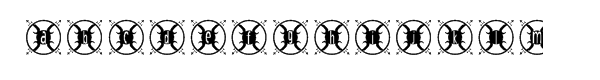 Millharrow Knob  Free Fonts Download