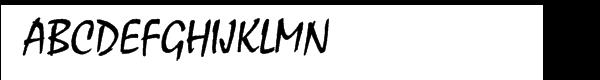 Mistral® Com Regular  Free Fonts Download