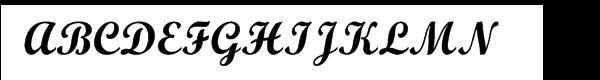 Monotype Script Bold  baixar fontes gratis
