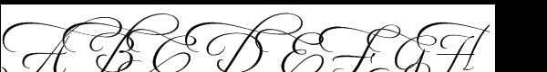 Monte Carlo Script C  Free Fonts Download