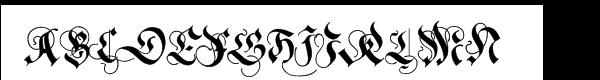 Neudoerffer Fraktur™ Pro Regular 3  Free Fonts Download