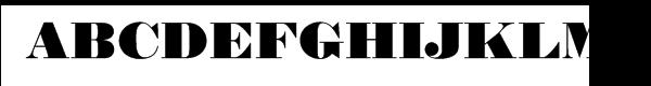Normande BQ Regular  Free Fonts Download