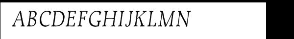 Opal™ Pro Italic  Free Fonts Download