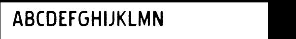 Pakenham Gaunt  Free Fonts Download