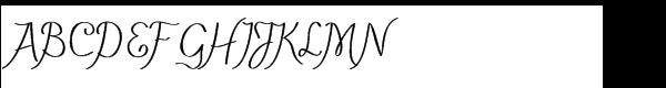 Pensle Caligraf Std Regular  Free Fonts Download