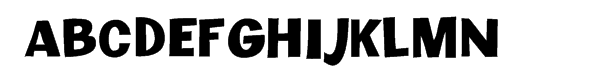 Phoenix Chunky  नि: शुल्क फ़ॉन्ट्स डाउनलोड