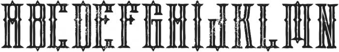 phoenix bold line grunge otf (700)  les polices de caractères gratuit télécharger