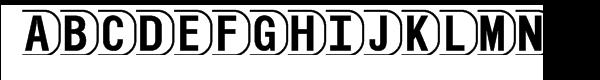 PIXymbols TV Black  नि: शुल्क फ़ॉन्ट्स डाउनलोड