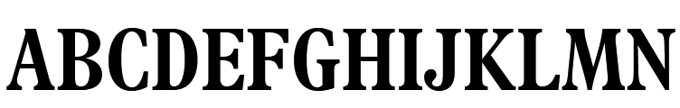 Plantin Headline Medium Condensed  Free Fonts Download