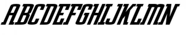 Posterface Italic  Frei Schriftart Herunterladen