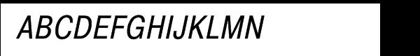 Pragmatica Multilingual Condensed Oblique  नि: शुल्क फ़ॉन्ट्स डाउनलोड