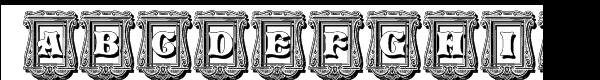 Pretoria Gross Decorative Shadow  Free Fonts Download