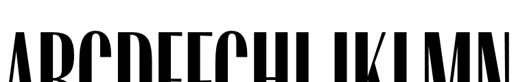 Radiant Bold Extra Condensed  les polices de caractères gratuit télécharger