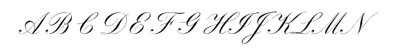 Sackers English Script  Free Fonts Download