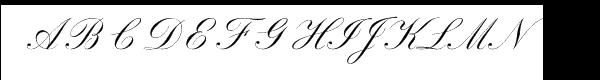 Sackers English Script  les polices de caractères gratuit télécharger