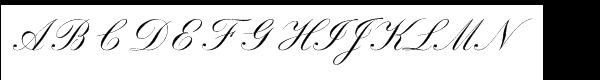 """Sackersâ""""¢ Script Std English Script  les polices de caractères gratuit télécharger"""