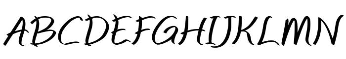 Sandel-BoldItalic  Free Fonts Download