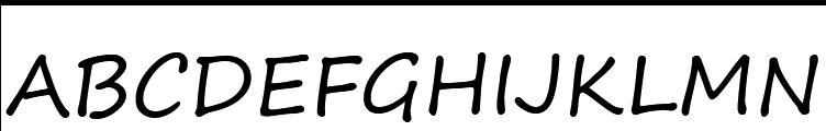 Segoe Print Regular  Free Fonts Download