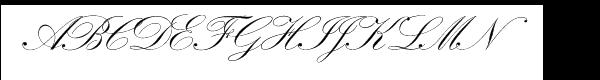 SG Artscript No. 1 SB Regular  Free Fonts Download