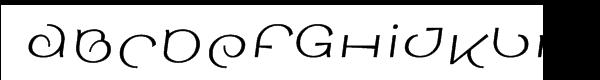 """Sinahâ""""¢ Sans Italic  les polices de caractères gratuit télécharger"""