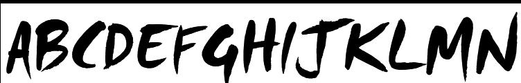 Smudger  Free Fonts Download