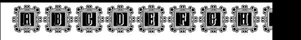 Southern Colonialist Decorative Lined  Frei Schriftart Herunterladen
