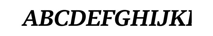 Tabac Semi Bold Italic G3 OT  Free Fonts Download