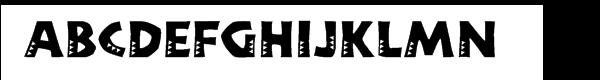 Tabwa  नि: शुल्क फ़ॉन्ट्स डाउनलोड