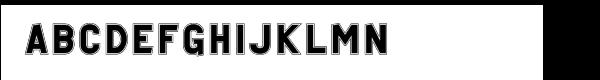 Tenko Haarstrich  नि: शुल्क फ़ॉन्ट्स डाउनलोड