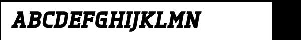 Tertre Black Italic™  नि: शुल्क फ़ॉन्ट्स डाउनलोड