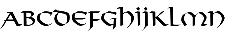 Thor  Free Fonts Download