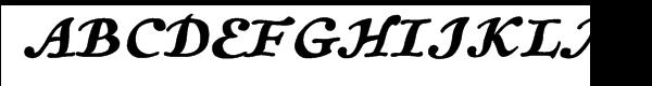 Treasure Trove Italic  Free Fonts Download