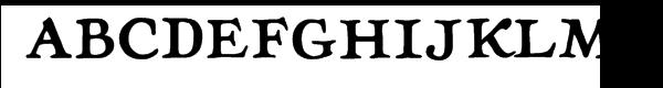 Treasure Trove  Free Fonts Download