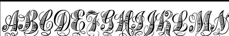 Treasury Platinum  Free Fonts Download