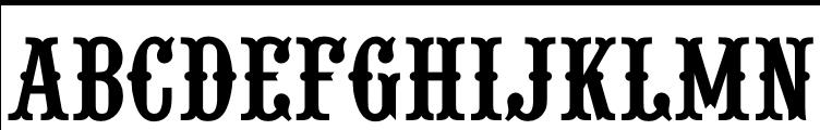 URW Wood Type Standard  Free Fonts Download