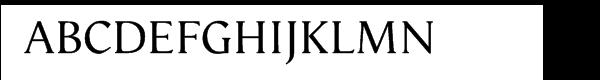 Vega™ Roman  Free Fonts Download