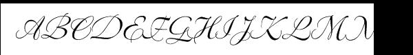 Virtuosa® Classic Pro Regular  フリーフォントのダウンロード