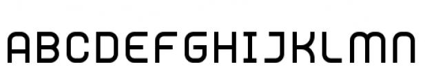 YWFT Unisect Bold  नि: शुल्क फ़ॉन्ट्स डाउनलोड