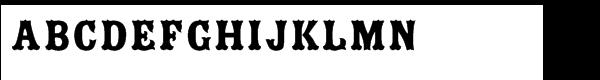 Zebrawood™ Std Fill  Free Fonts Download