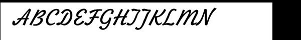 Zhikharev™ Bold  Скачать бесплатные шрифты