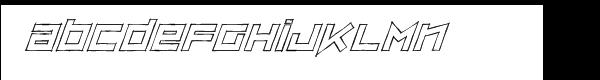 ZipSonik Sketch Italic  Free Fonts Download
